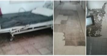 بالصور.. الإهمال يضرب مستشفى خاص بمحافظة البحيرة