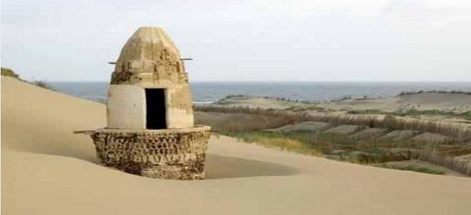«الخشوعي».. أقدم مسجد أثري بالدلتا «مدفون» في رمال كفر الشيخ (صور)