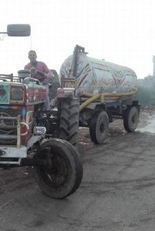 سكان «كفر الأكرم» بالمنوفية عن تلوث المياه: الأرض خربت والزراعات مُسممة