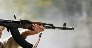 مسلحين ـ إطلاق نار
