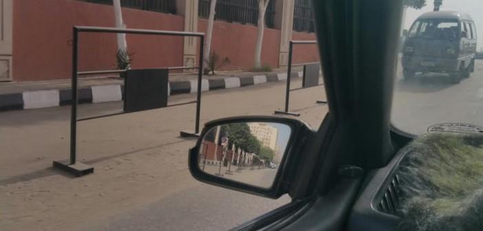 سكان في «النزهة الجديدة»: «بتروجيت» حولت شارع لجراج (صور)