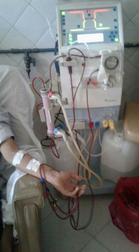 نقص المستلزمات الطبية يهددد مرضى الكلى في محافظة الإسكندرية (صورة)