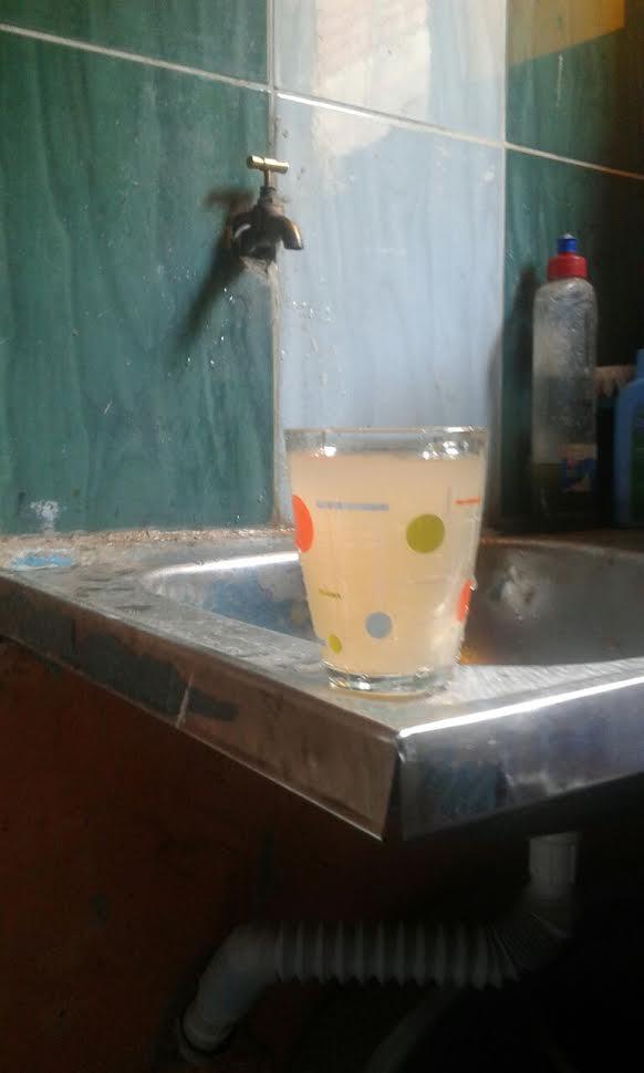 تغير لون مياه الشرب بـ« عزبة الشيخ نجيم» بمحافظة المنيا