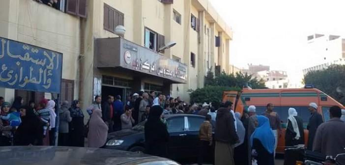 🔴بالصور والأسماء.. قتيلان و19 تلميذًا مصابًا في تصادم لسيارة مدرسة بالبحيرة