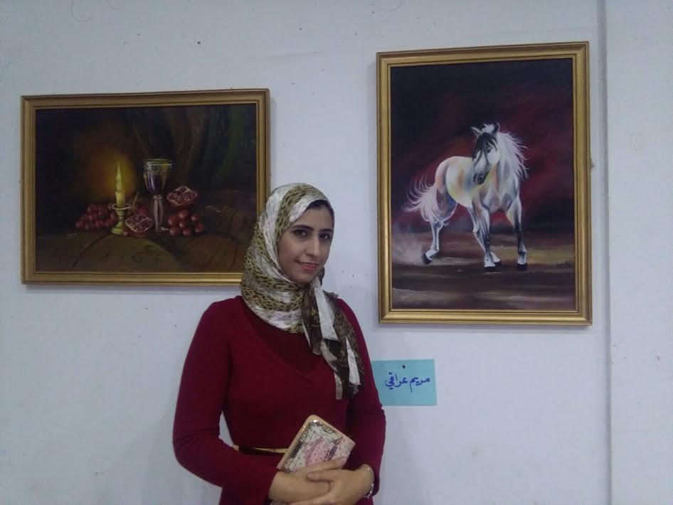 ثقافة دمياط تنظم معرضاً للفنون التشكيلية بمشاركة عدد من فناني المحافظة (صور)