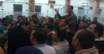 مئات في «مصر الجديدة للإسكان» يتظاهرون ضد «تسريح» 600 عامل