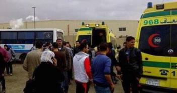 تسمم 48 عاملا بسبب وجبة فاسدة بأحد مصانع العبور (صور وفيديو)