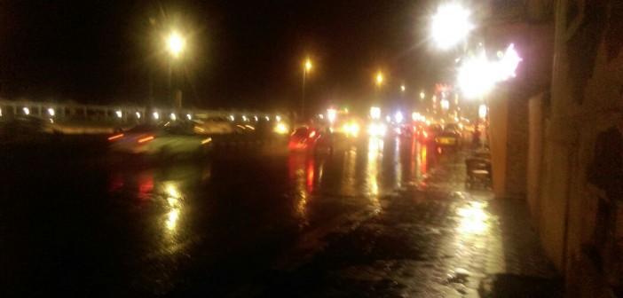 ☔️ أمطار غزيرة بالإسكندرية في أول أيام فصل الشتاء (صور)