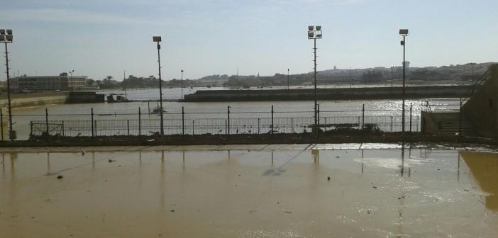 بعد شهرين على الأزمة.. آثار كارثة سيول رأس غارب مازالت باقية (صور)