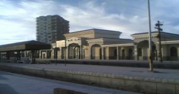 محطة قطار فاقوس