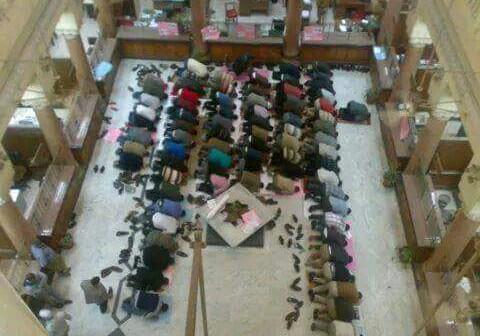 تواصل احتجاجات عمال «مصر الجديدة للإسكان والتعمير» للمطالبة بتثبيتهم