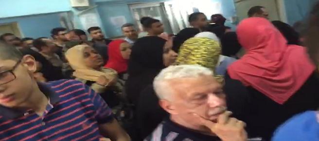 ▶️لما تكون «الساونا» عقاب.. روح سجل مدني المعادي (فيديو)