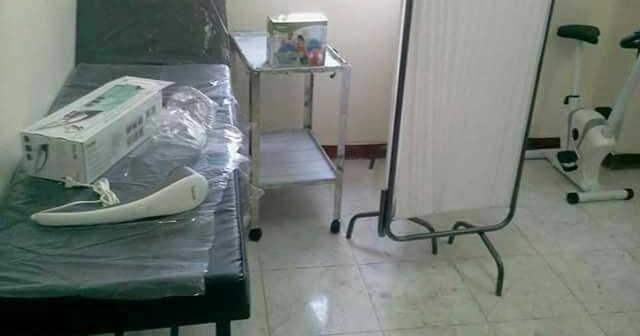 أهالي «الزعفران» بكفر الشيخ يطالبون بتشغيل مستشفى القرية (صور)