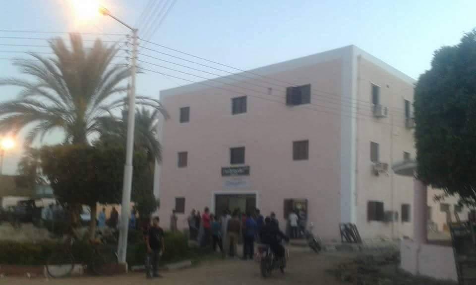 نقص الأجهزة الطبية في مستشفى «الضبعية» بالأقصر (صور)