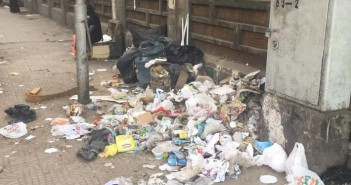سكان «الدقي» يشكون القمامة وتجاهل الحي (صورة)