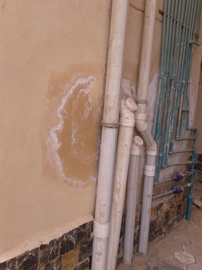 استياء من مستوى تشطيب الوحدات السكنية بمشروع «الياسمين» للإسكان (صور)
