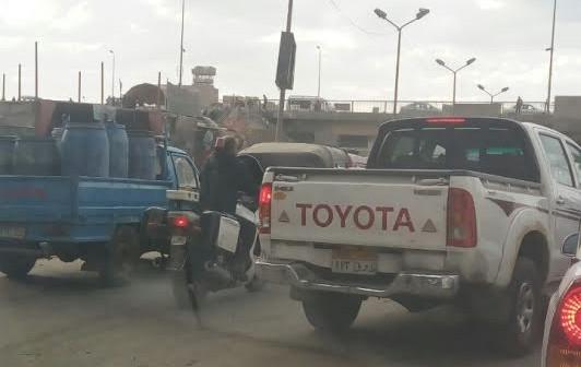 ▶️ مطالب بوحدة مرور لحل أزمة مطلع الدائري اليومية في إمبابة (فيديو)