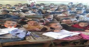 مدرسة 53 في قرية أبو ماضى بالدقهلية
