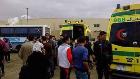 تسمم 48 عامل بسبب وجبة فاسدة بأحد مصانع العبور (صور وفيديو)4