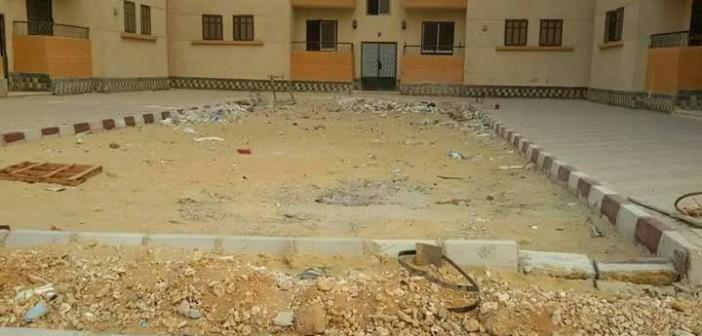مواطن: عام من العناء للحصول على شقة بمدينة بدر ثم وجدتها «خرابة» (صور)