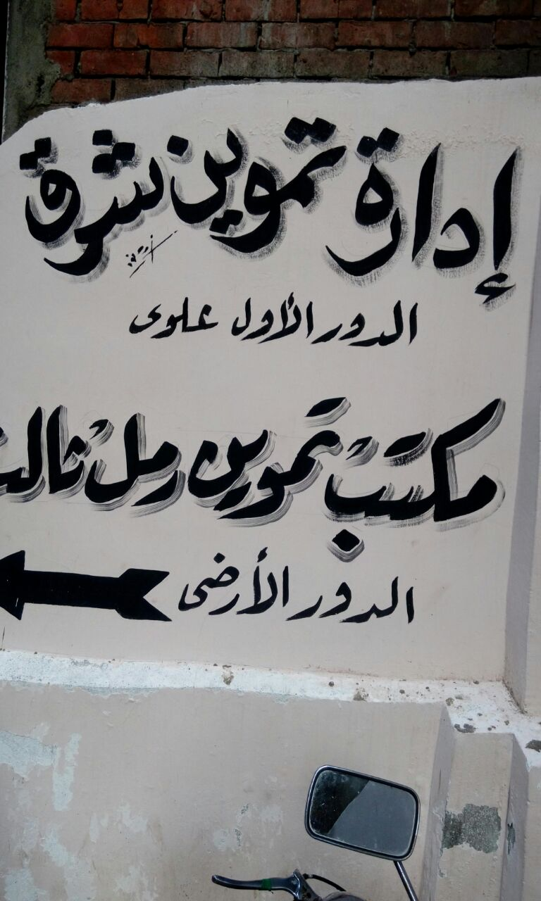 تحرش وزحام وذل موظفين.. معاناة يومية لصرف المقررات من مكتب تموين الرمل