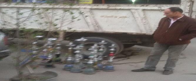 شكرًا لاستجابتكم.. القاهرة: حي المعادي رفع إشغالات شارع 9 (صور)