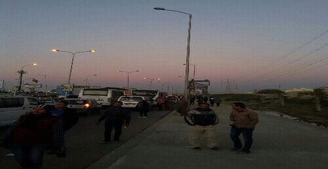 مطالب بتوفير مواصلات عامة من شبرا الخيمة إلى الشيخ زايد (صورة)