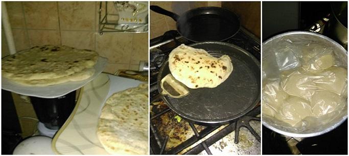 «زي زمان».. عودة ربات بيوت في الإسكندرية لصناعة الخبز بالمنازل بعد غلاء الأسعار (صور)