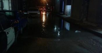 ليلة مُمطرة في الإسكندرية.. هكذا كانت الأجواء قبل ساعات (صور)