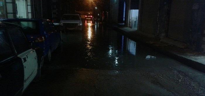 ليلة مُمطرة في الإسكندرية.. هكذا كانت الأجواء قبل ساعات في الثغر (صور)