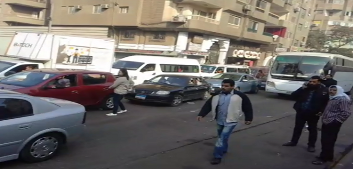 ⚠️ جراج مروري.. تعطل حركة السير عَ المحور وشارع السودان (فيديو)