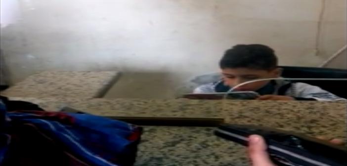 فيديو.. استياء من فوضى بريد المعتمدية بإمبابة: طفل في مكان الموظفين