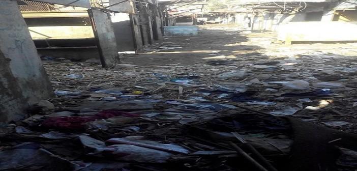 مطالب بعودة سوق «الجمهورية» بمدينة السلام: مهجور من 10 سنين (صور)