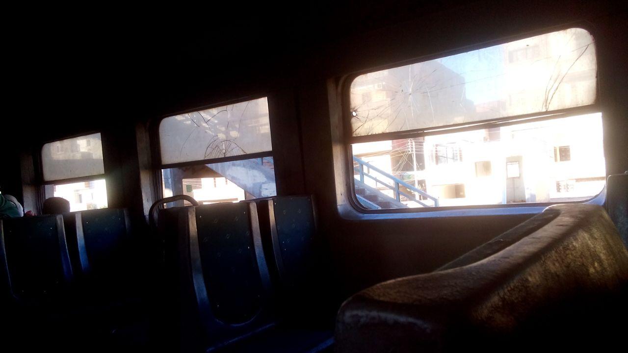 قطارات «المناشي».. تخدم 5 محافظات دون «شبابيك» تحمي ركابها من البرد