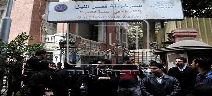 بعد 17 عامًا من العمل.. أمين شرطة في قسم قصر النيل يطلب نقله