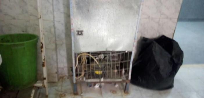 استياء من غياب النظافة داخل مستشفى الحسين الجامعي (صور)