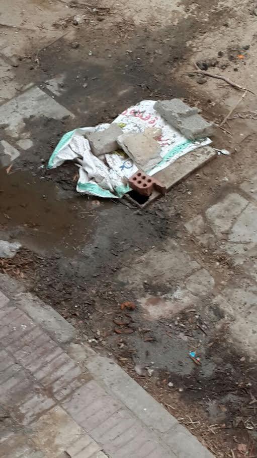 سكان «الحي المتميز» بالشروق يشكون مستوى الصرف وانتشار القمامة (صور)