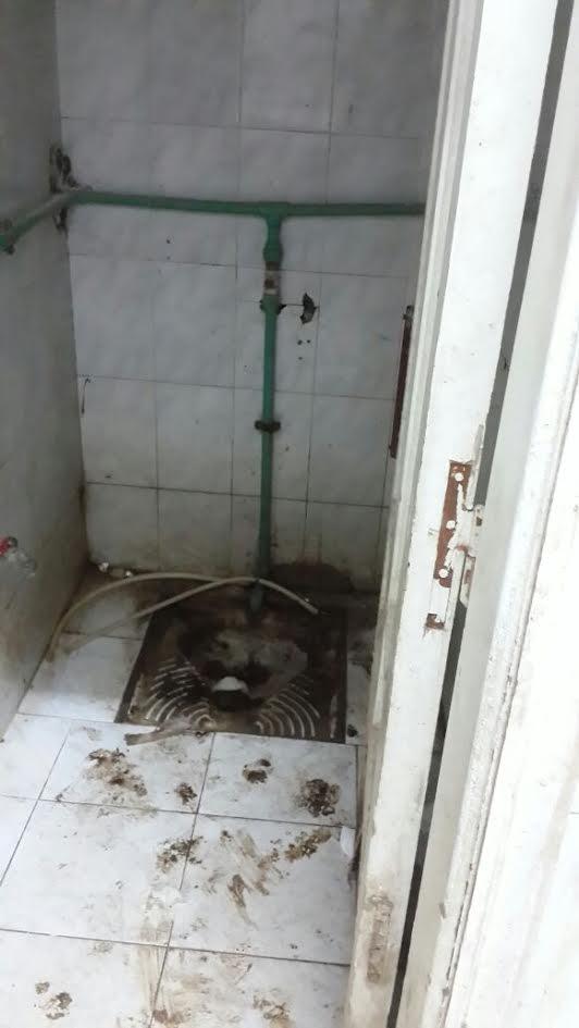 استياء من مستوى النظافة والخدمات بمستشفى مغاغة المركزي بالمنيا (صور)