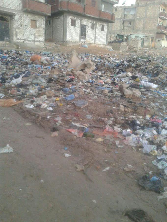 الإسكندرية.. سكان «العامرية» يشكون انتشار القمامة بالشوارع ومطالب برفعها (صور)