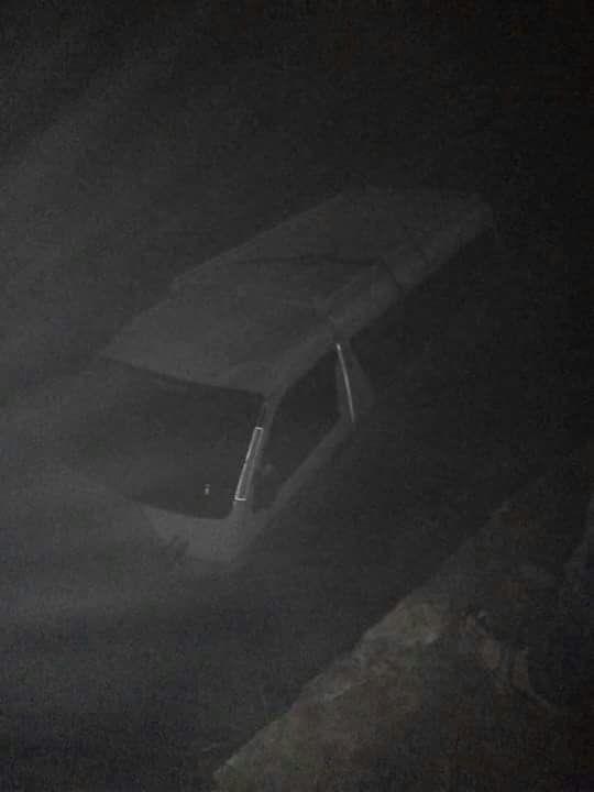 مطالب بإعادة رصف وإنارة طريق «طوخ الأقلام» بعد وفاة 10 أشخاص انقلبت السيارة بهم (صور)