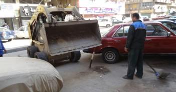 سكان: المخالفات عادت لشارع مطل على القصر الجمهوري بحدائق القبة