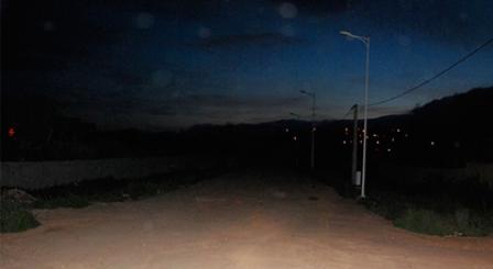 أهالي يطالبون بإنارة طريق عزبة «نظيف» بالغربية