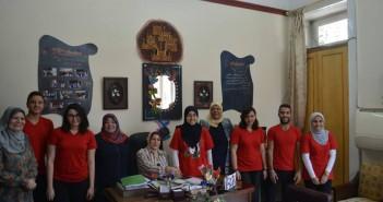«Infinity Team».. مجموعة شبابية لتنمية طلاب المدارس بالقاهرة (صور)