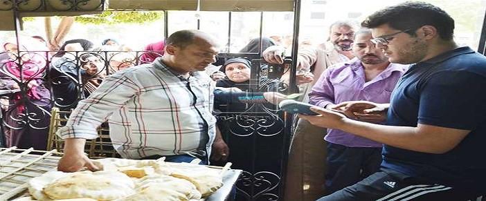 عاملون في مشروع الخبز بالمحلة يطالبون بالتعيين