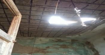 تهالك مسجد عزبة «بلال» بالمنوفية.. مطالب للأوقاف بترميمه (صور)