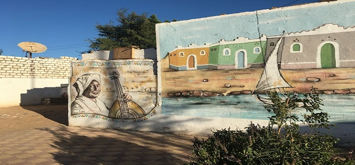 النداء الأخير.. البحث عن التراث المصري النوبي في «كومة قش» (صور)