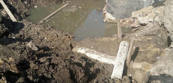 عودة المياه إلى الوراق وجزيرة محمد بعد انقطاع دام 3 أيام