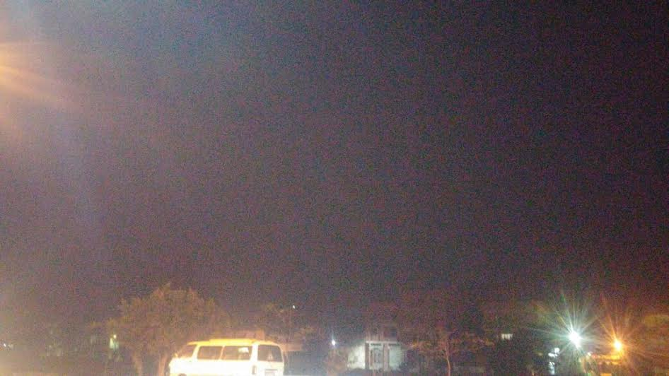 بالصور.. سقوط أمطار على محافظة الدقهلية