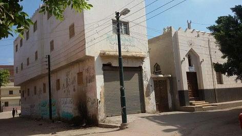 تعديات تطال مسجدًا بالبحيرة.. والأهالي يطالبون «الأوقاف» بالتدخل (صور)