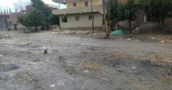 فيديو.. لحظة سقوط أمطار على محافظة كفر الشيخ